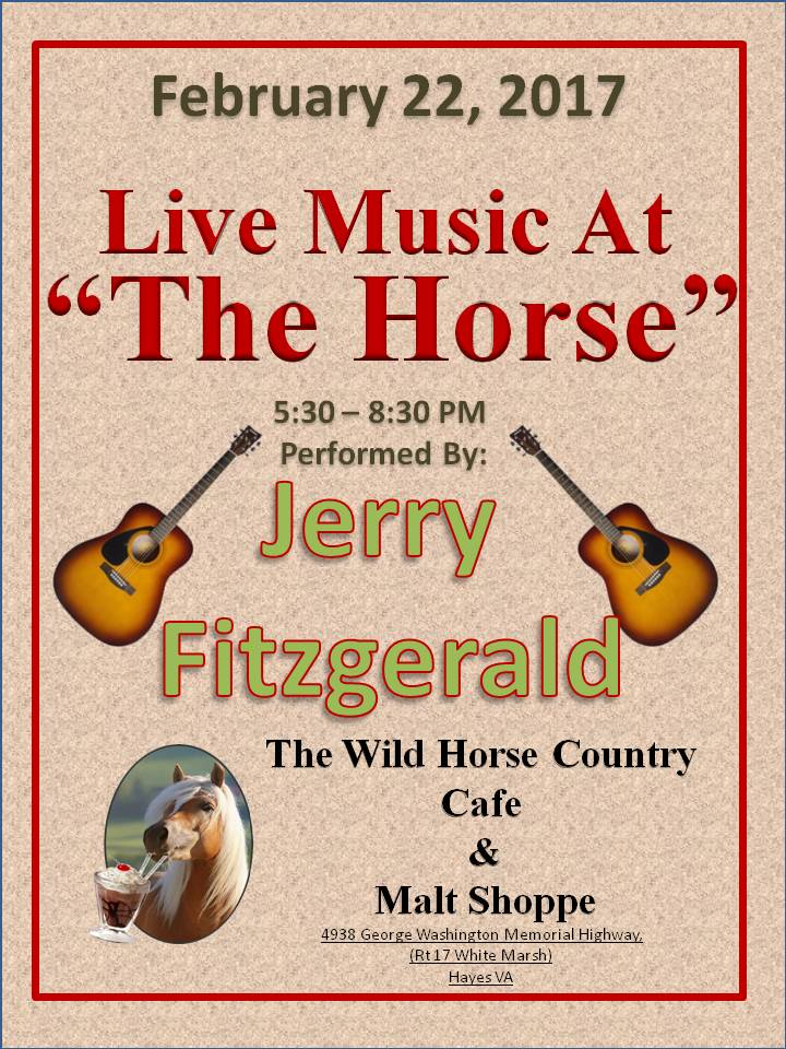 Jerry Fitzgerald Feb 22