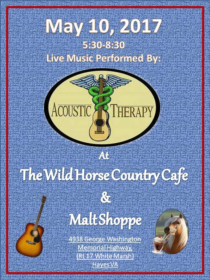 Acoustic Therapy May 10
