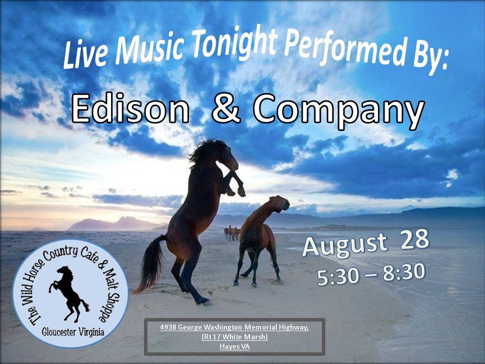 Edison and Company August 28  2019