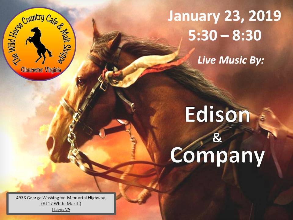 Edison and Company Jan 23 2019