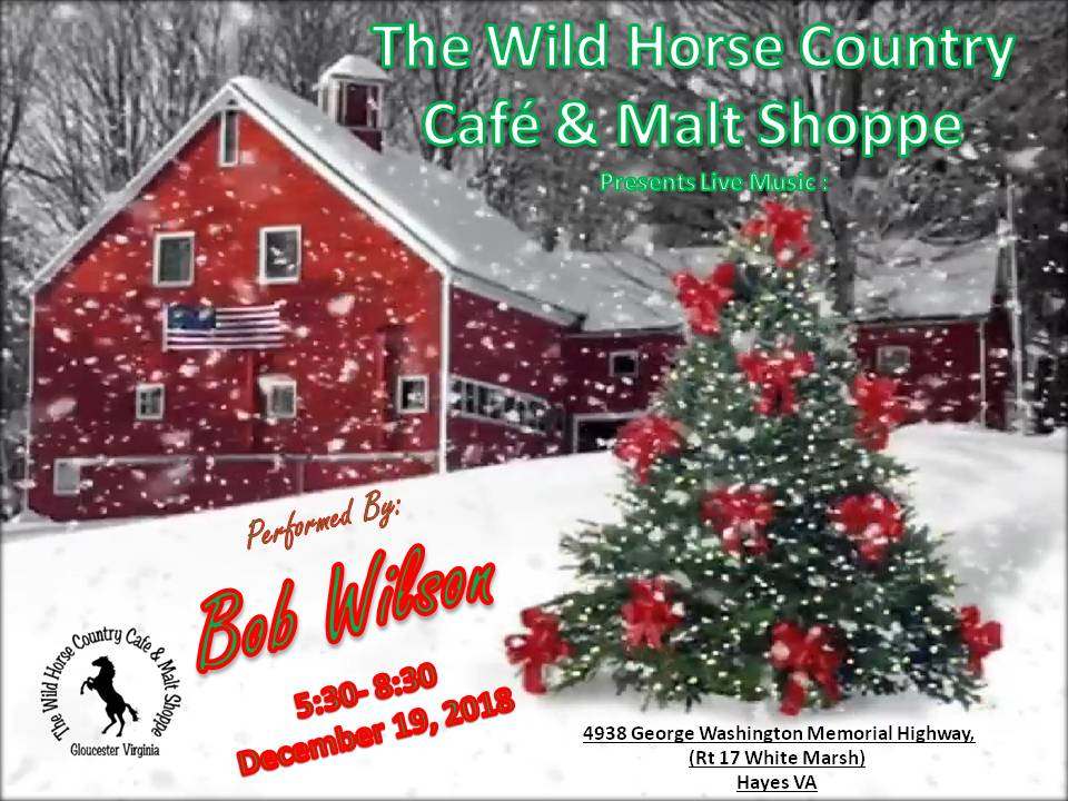 Bob Wilson Dec 19