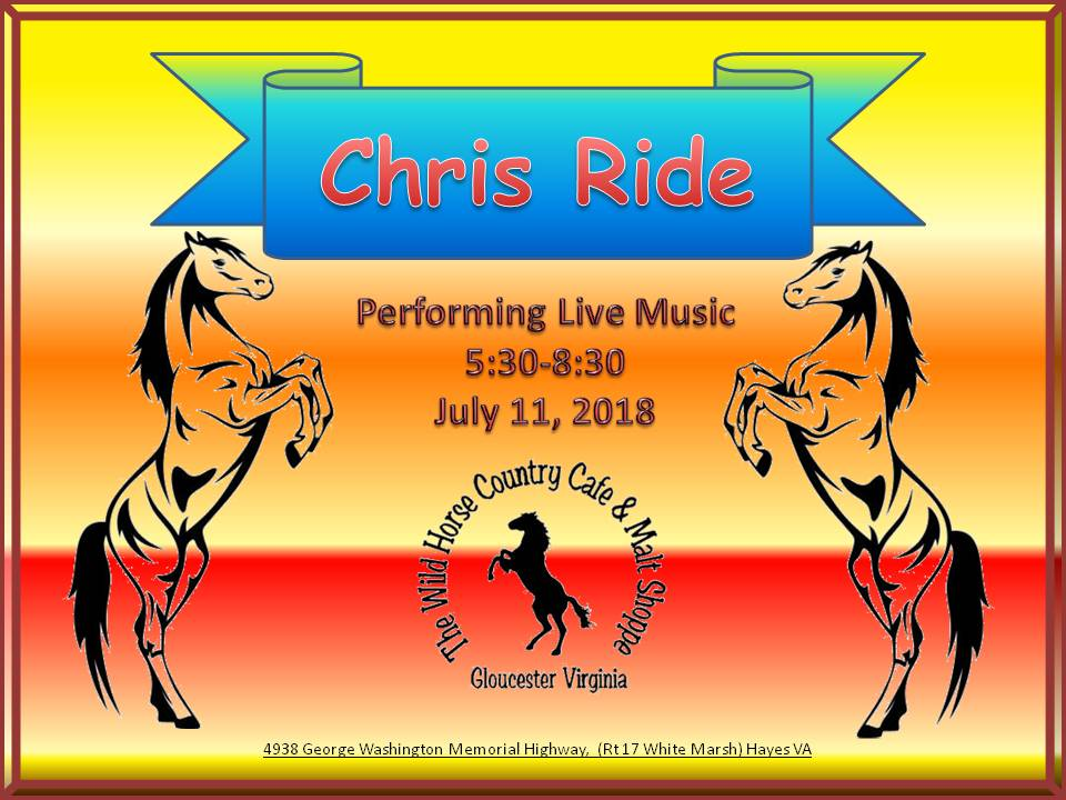 Chis Ride July 11 2018