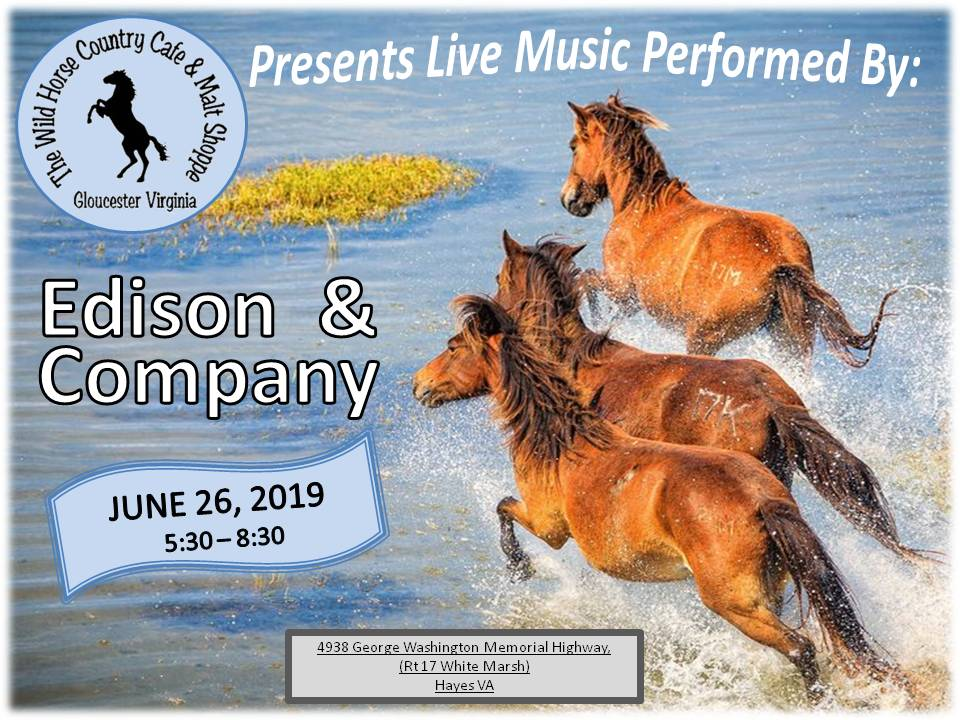 Edison and Company June 26 2019