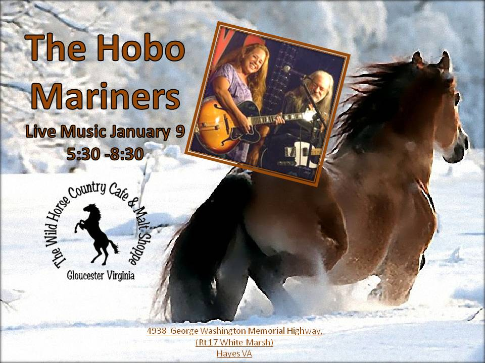 Hobo Mariners  Jan 9 2019
