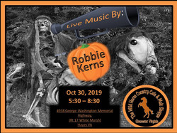 Robbie Kerns oct 30  2019
