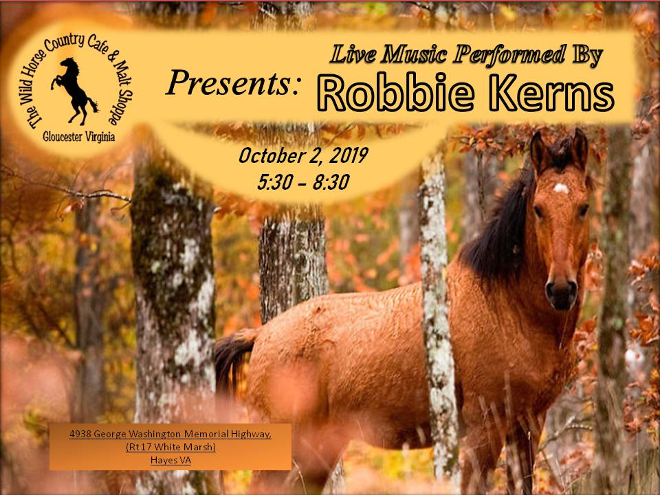 Robbie Kerns Oct 2 2019