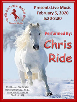 Chis Ride Feb 5 2020
