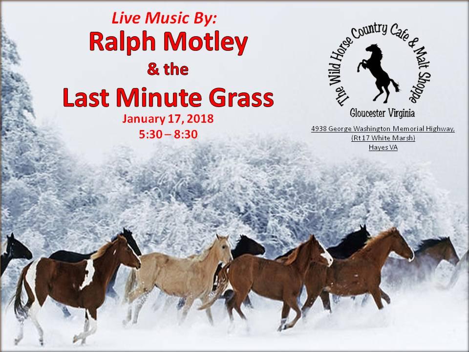 Ralph M January 17
