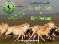 Lana Puckett Kim Person Sep 25 2019