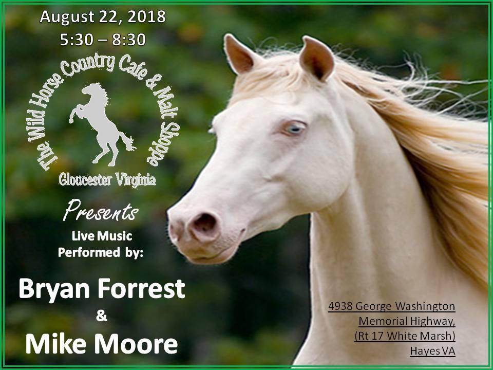 Bryan Forrest M M August 18