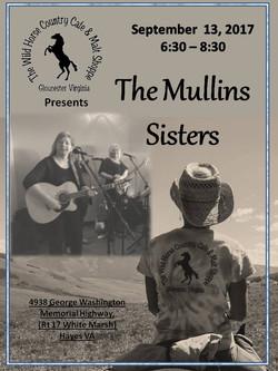 Mullins Sisters Sep 13 a