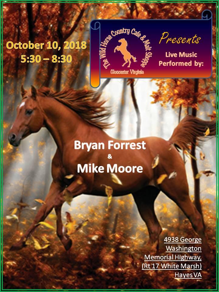 Bryan Forrest M M Oct 10