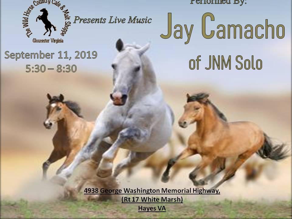 Jay Camacho Sep 11 2019