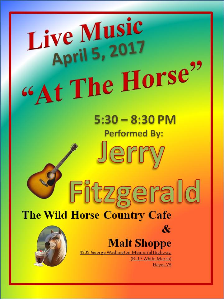 Jerry Fitzgerald April 5