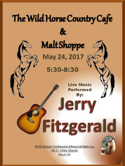 Jerry Fitzgerald May 24