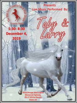 Toby and Larry Dec 4 2019