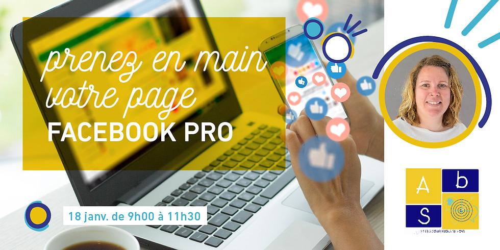 Prenez en main la communication de votre page Facebook pro !