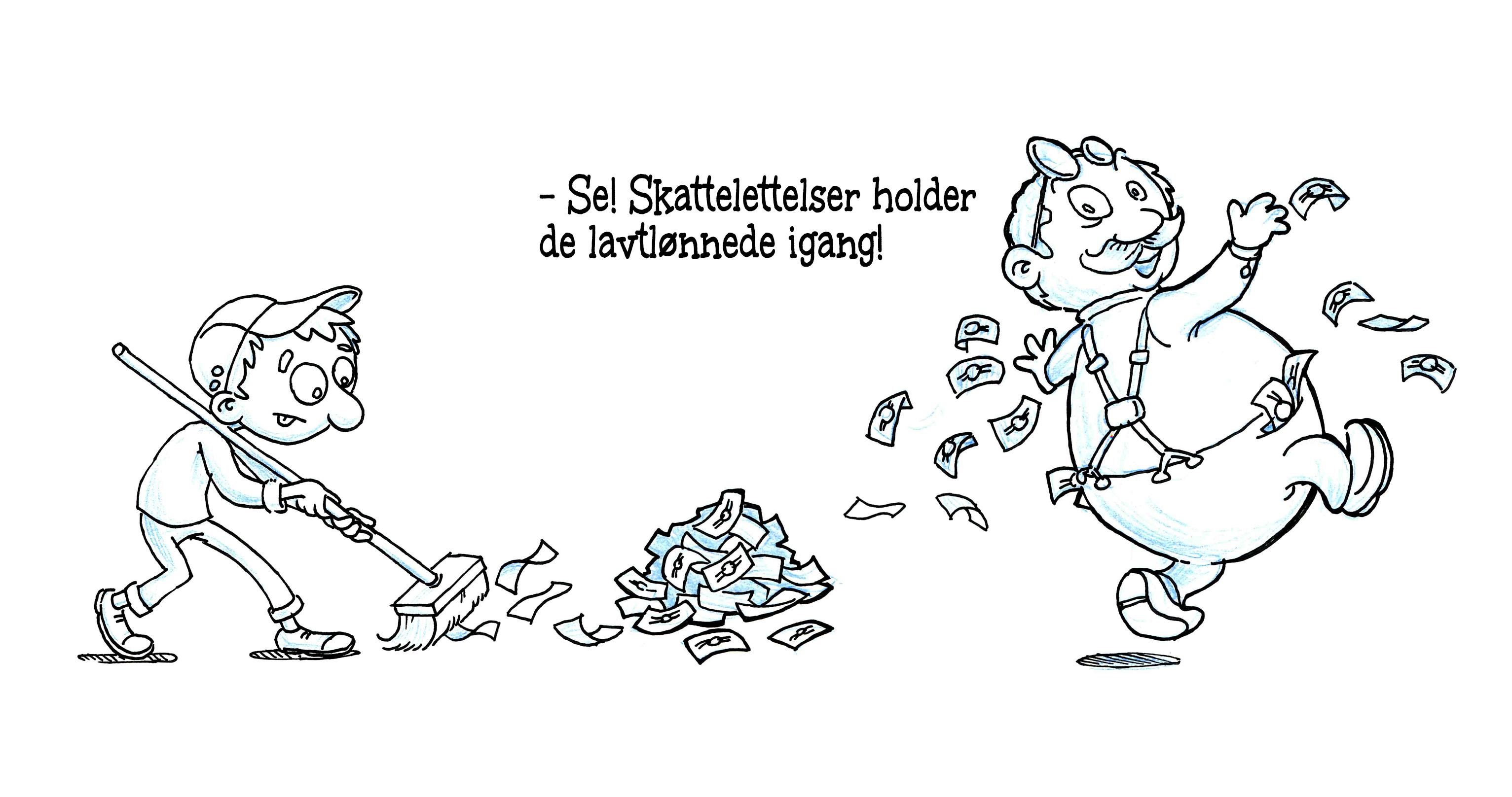 skattelettelser
