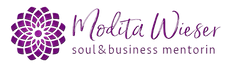 Logo Modita soul und business mentorin 2