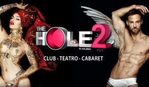 The Hole 2, Barcelona, 2016