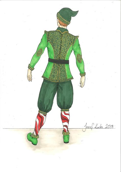 Jozef Koda - Costume Design.