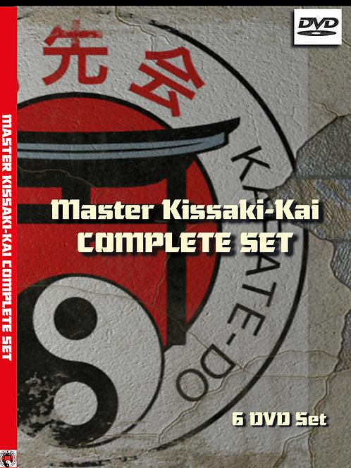 USB/DVD - Master Kissaki-Kai complete series