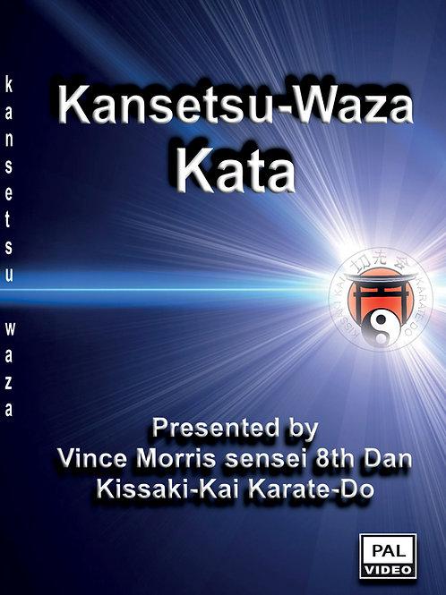 USB/DVD - Kansetsu Waza Kata