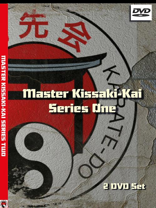 USB/DVD - Master Kissaki-Kai series 1