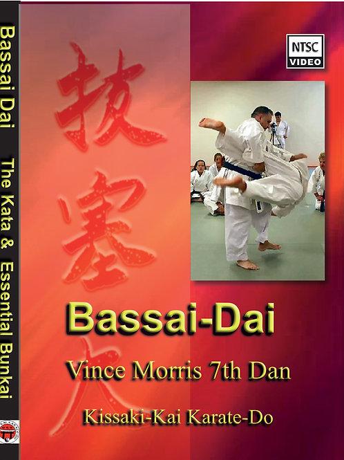 USB/DVD - Bassai Dai - The Principles and Bunkai