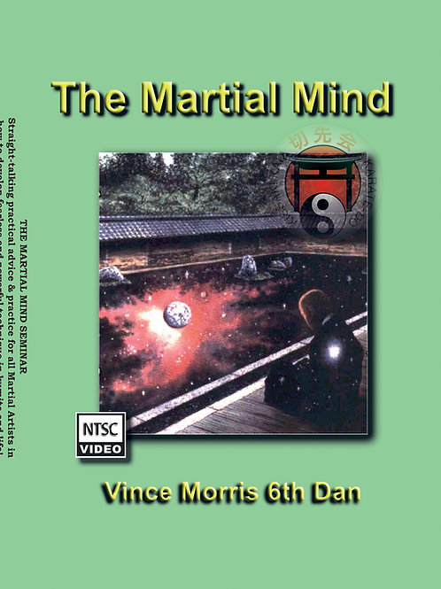 USB/DVD - Martial Mind