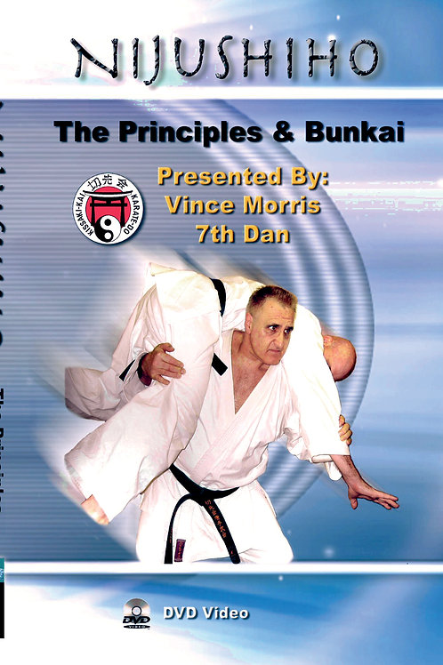 USB/DVD - Nijushiho - The Principles and Bunkai