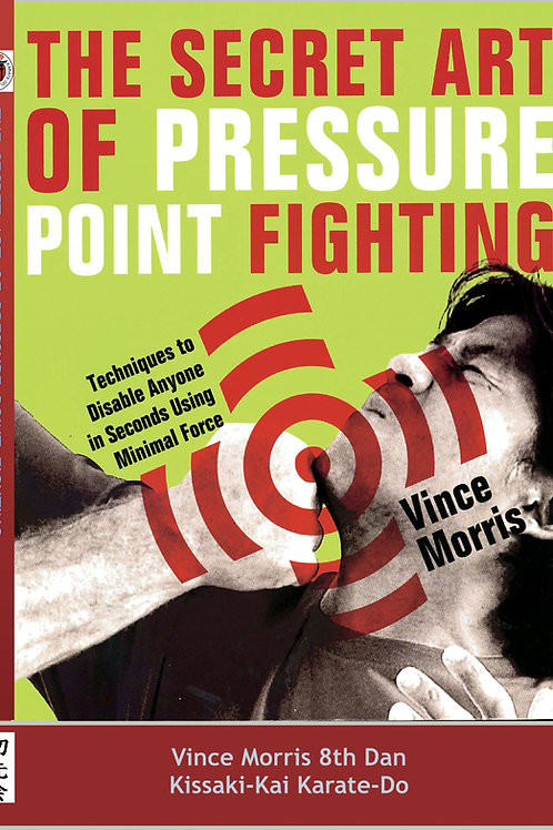 USB/DVD - The Secret Art of Pressure Point Fighting