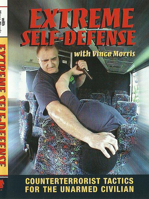 USB/DVD - Extreme Self-Defense