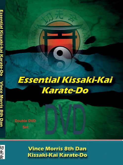 USB/DVD - Essential Kissaki-Kai Karate-Do