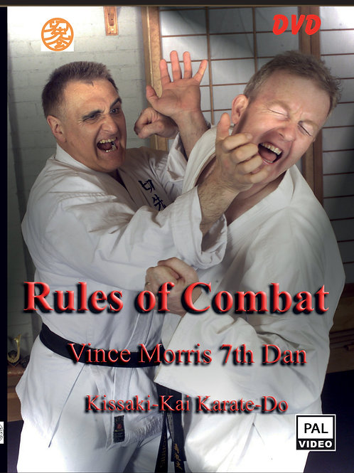 USB/DVD - Rules of Combat