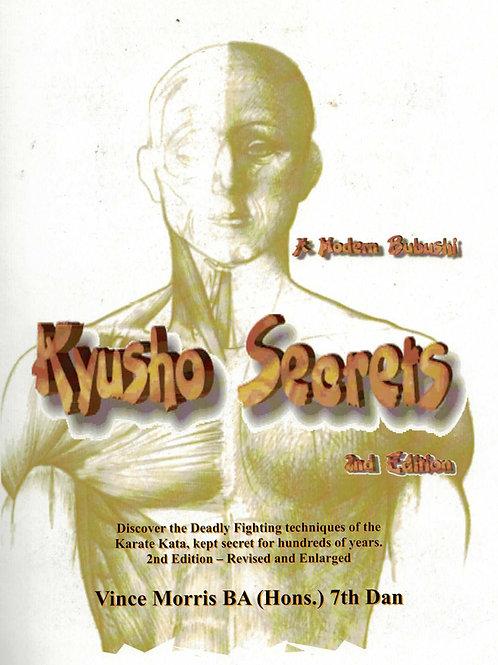 Book - Kyusho Secrets II