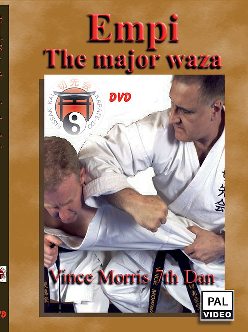 USB/DVD - Empi - The Major Waza