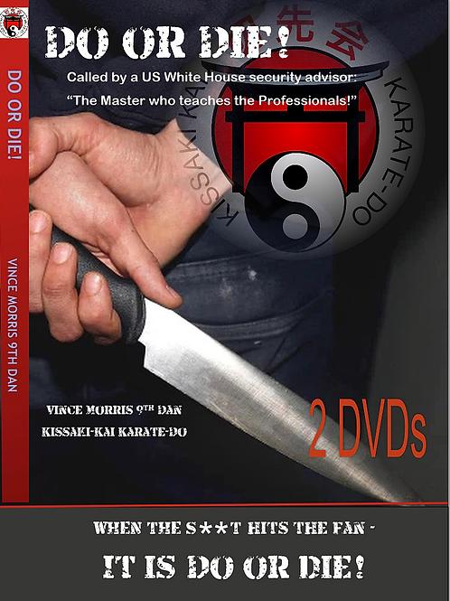 USB/DVD - Do or Die