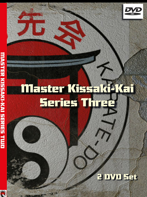 USB/DVD - Master Kissaki-Kai series 3