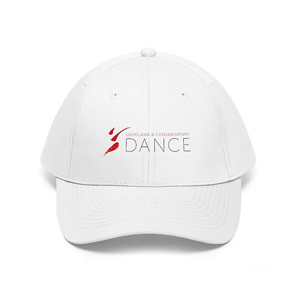 LCD Unisex Twill Hat