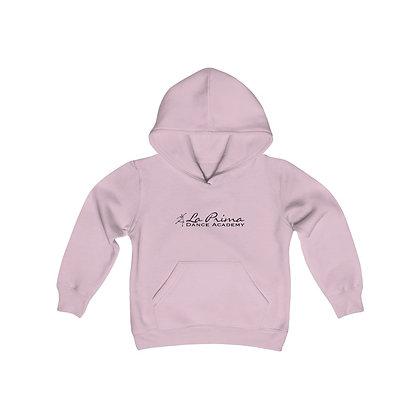 La Prima Youth Heavy Blend Hooded Sweatshirt