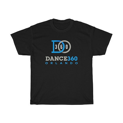 Dance360 Adult Unisex Heavy Cotton Tee