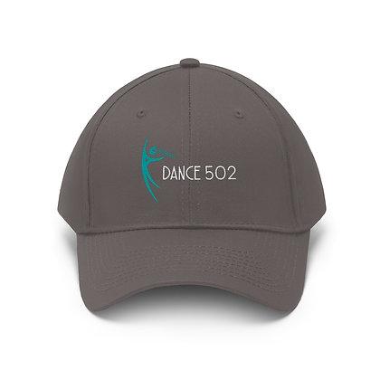 Dance502 Unisex Twill Hat