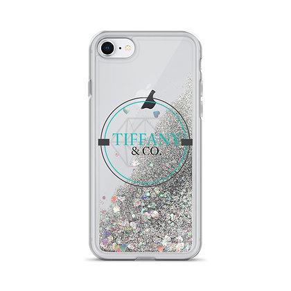 TCAD Liquid Glitter Phone Case