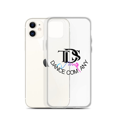 TDS Clear iPhone Case