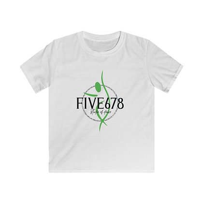 Five678 Kids Softstyle Tee