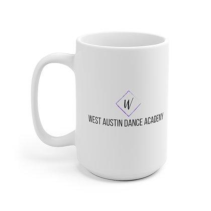 WADA White Ceramic Mug