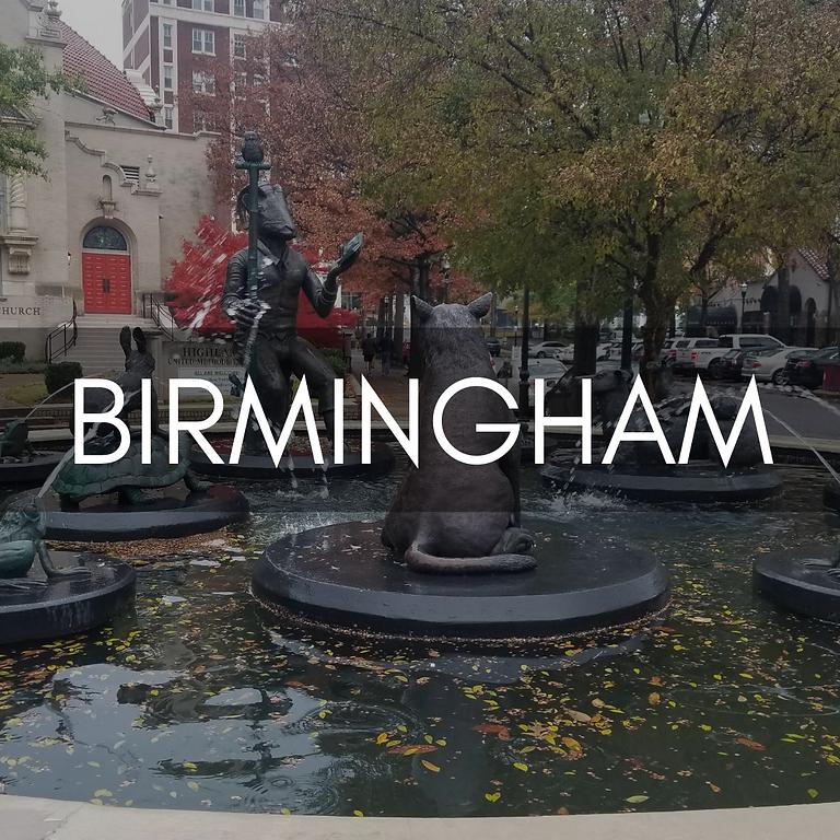 Birmingham, AL 2020 (POSTPONED)