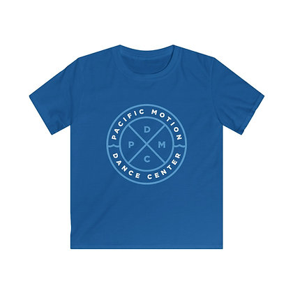 PacMo Kids Softstyle Tee