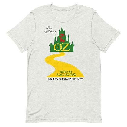 PDC Recital Adult Short-Sleeve Unisex T-Shirt